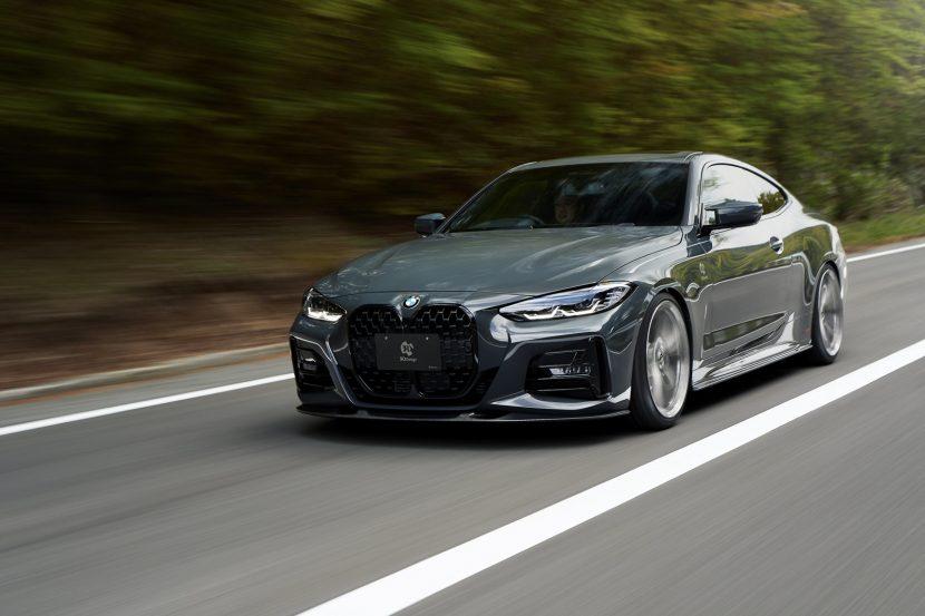 BMW 4 Series 3D Desig 32 of 38 830x553