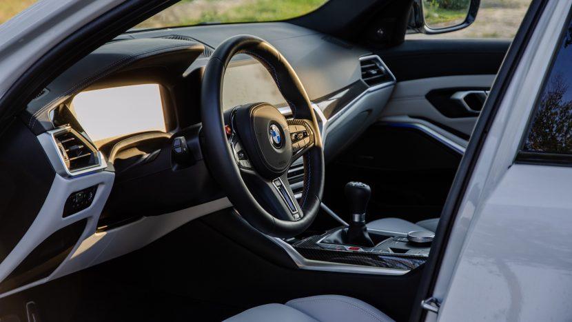 BMW M3 Manual Test Drive 21 of 37 830x467