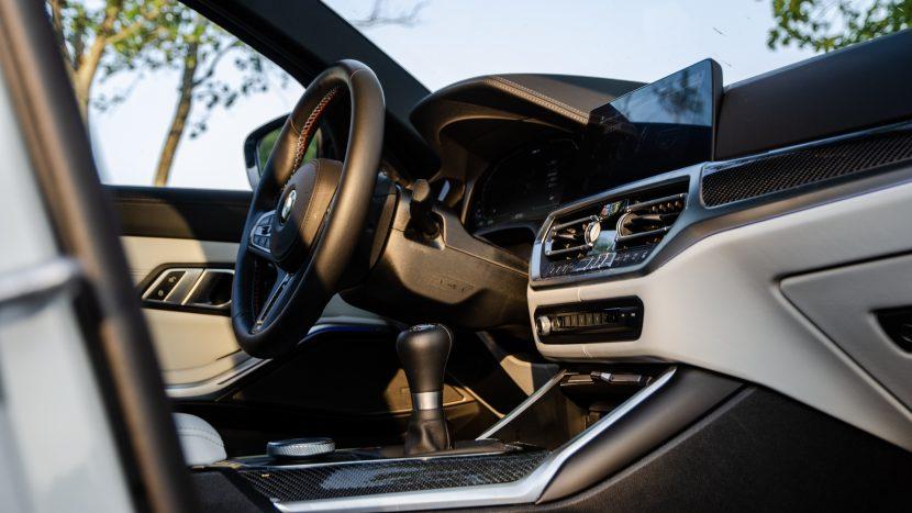 BMW M3 Manual Test Drive 22 of 37 830x467