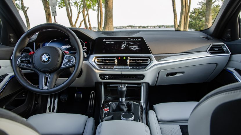 BMW M3 Manual Test Drive 32 of 37