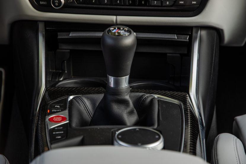 BMW M3 Manual Test Drive 34 of 37 830x553