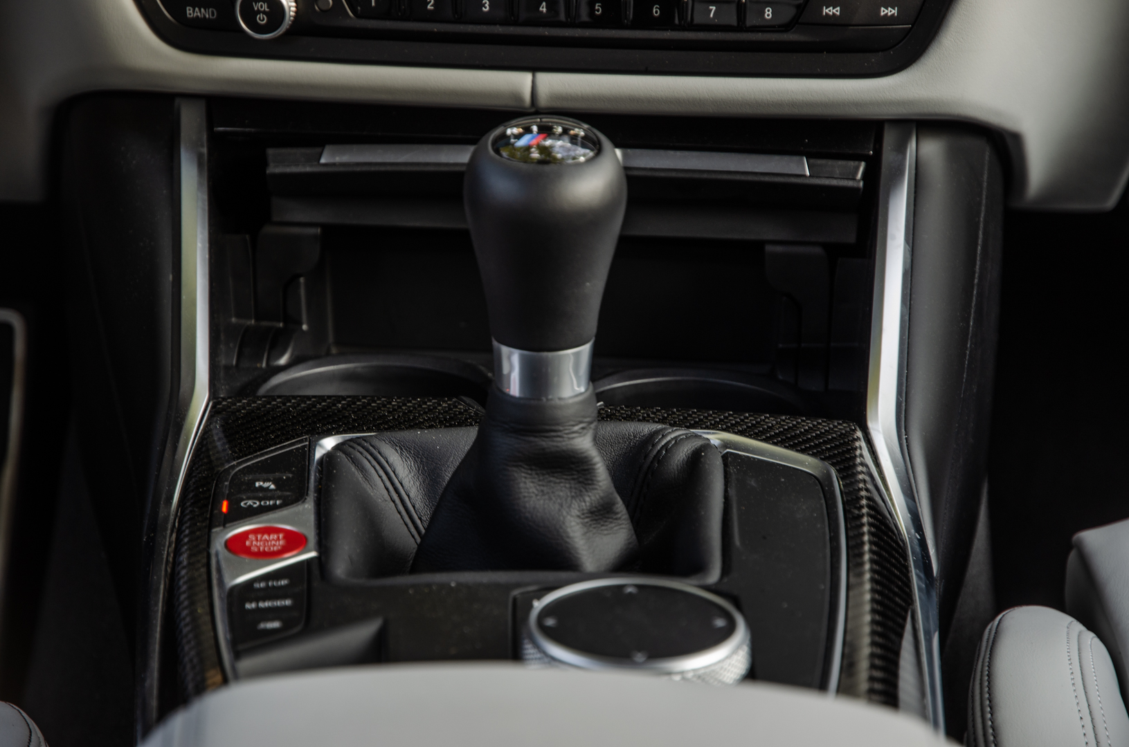 BMW M3 Manual Test Drive 34 of 37
