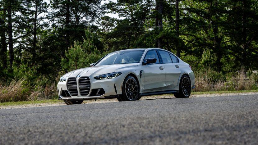 BMW M3 Manual Test Drive 5 of 37 830x467