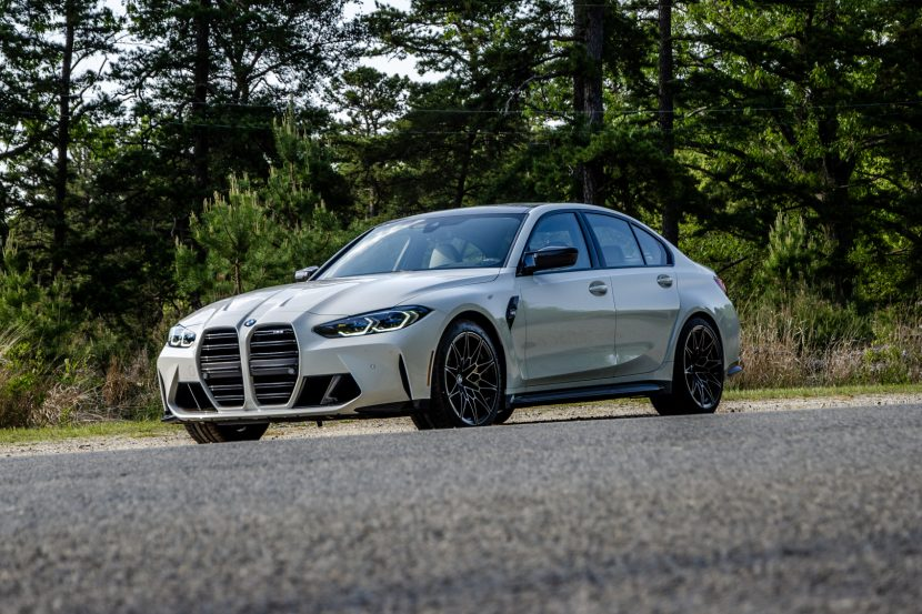 VIDEO REVIEW: 2021 BMW M3 with Manual Transmission -- Best M3 Ever?