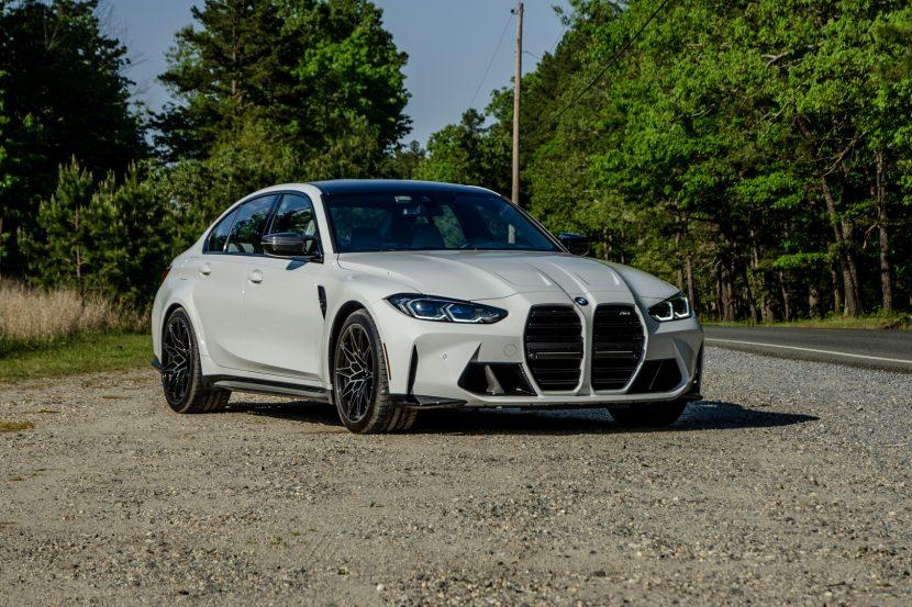 BMW M3 Manual Test Drive 6 of 37 830x553