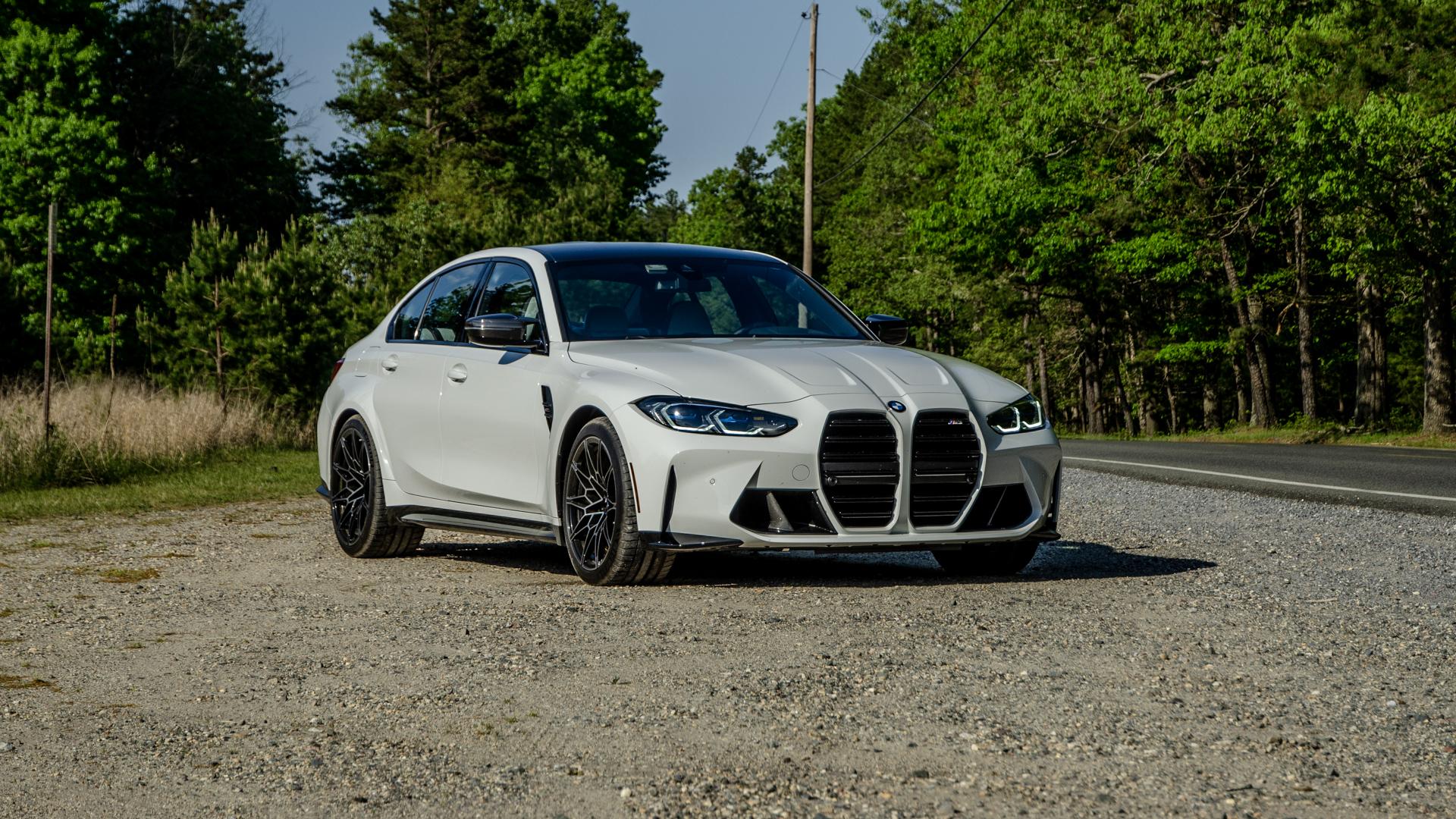 BMW M3 Manual Test Drive 6 of 37
