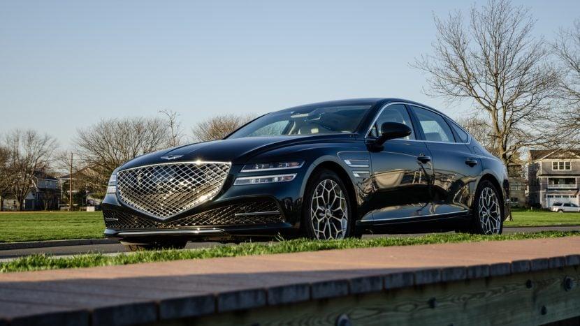 TEST DRIVE: 2021 Genesis G80 2.5T — Style to Seduce