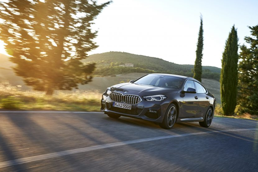 BMW 1 Series and 2 Series Gran Coupe get new features this summer