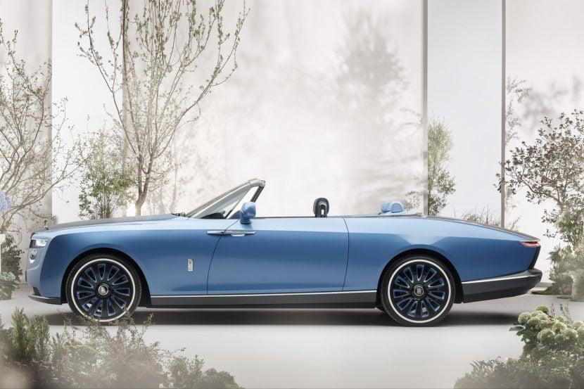 VIDEO: Frank Stephenson Breaks Down the Rolls-Royce Boat Tail Design