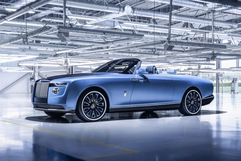 Rolls-Royce will make a new Coachbuild model every two years