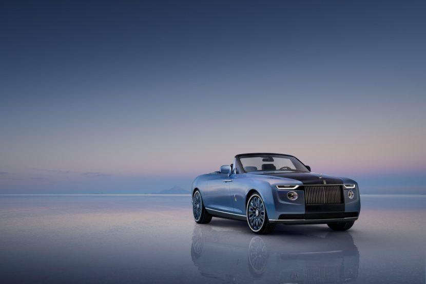 Rolls-Royce Boat Tail is the Most Bespoke Rolls-Royce in Ages
