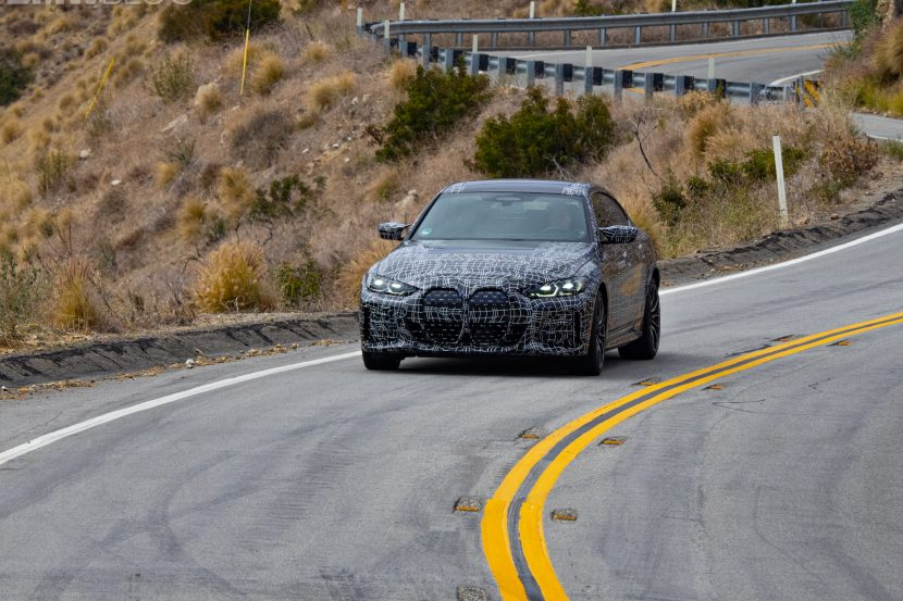 TEST DRIVE: BMW i4 Prototype - The Future Is Bright
