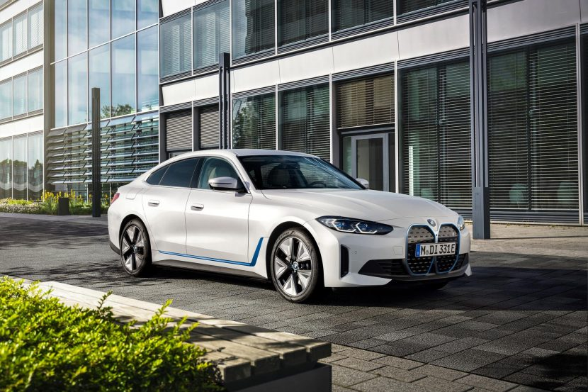 How Does the BMW i4 Weight Compare to the Tesla Model 3?