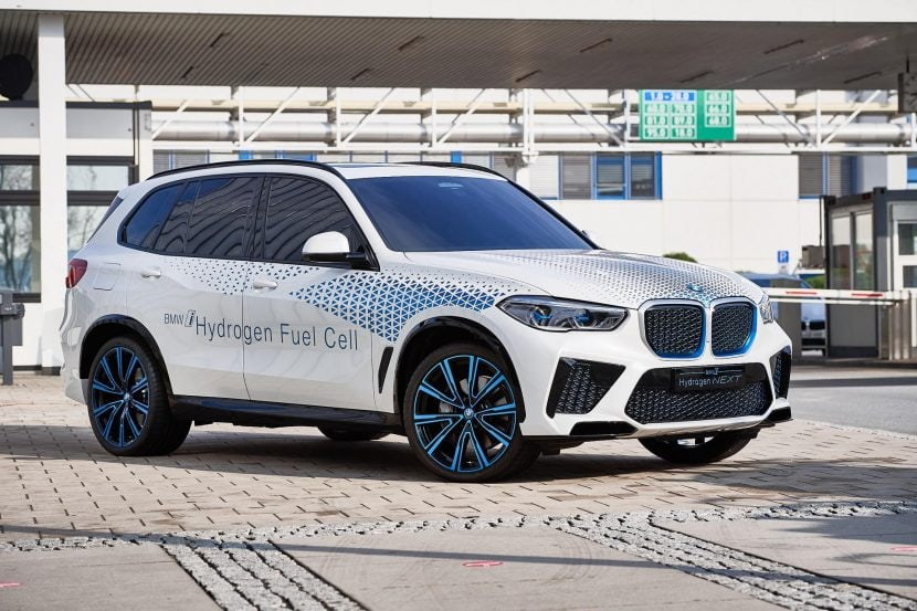BMW Brings Hydrogen-powered X5 into focus with 2022 production plans