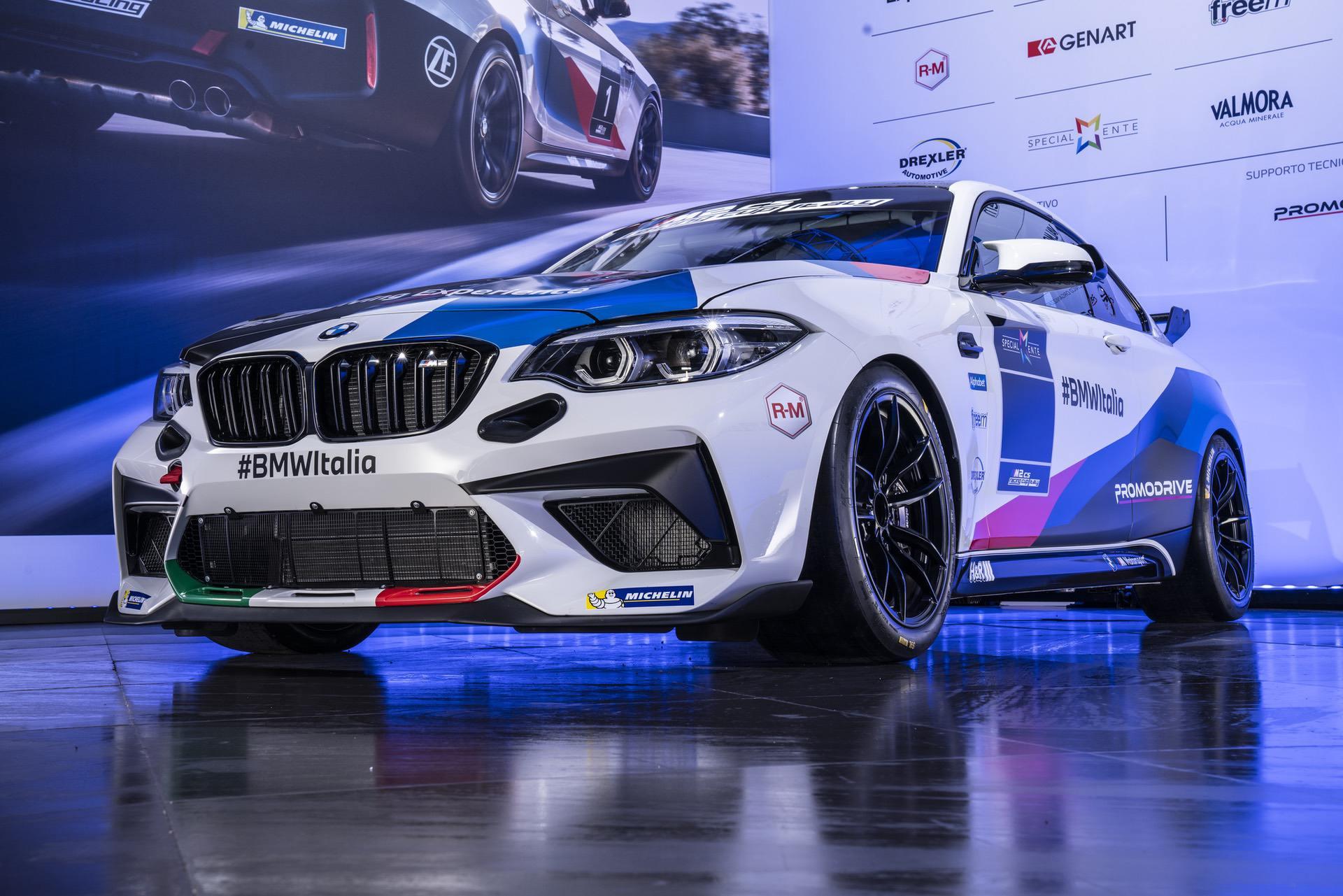 bmw m2 cs racing car 09