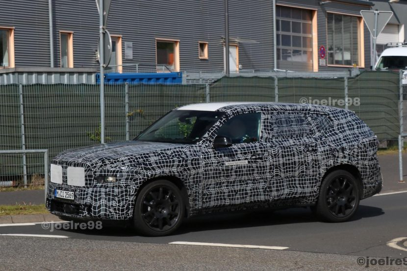 Rumor: BMW XM Flagship SUV might arrive at the 2021 Munich Auto Show