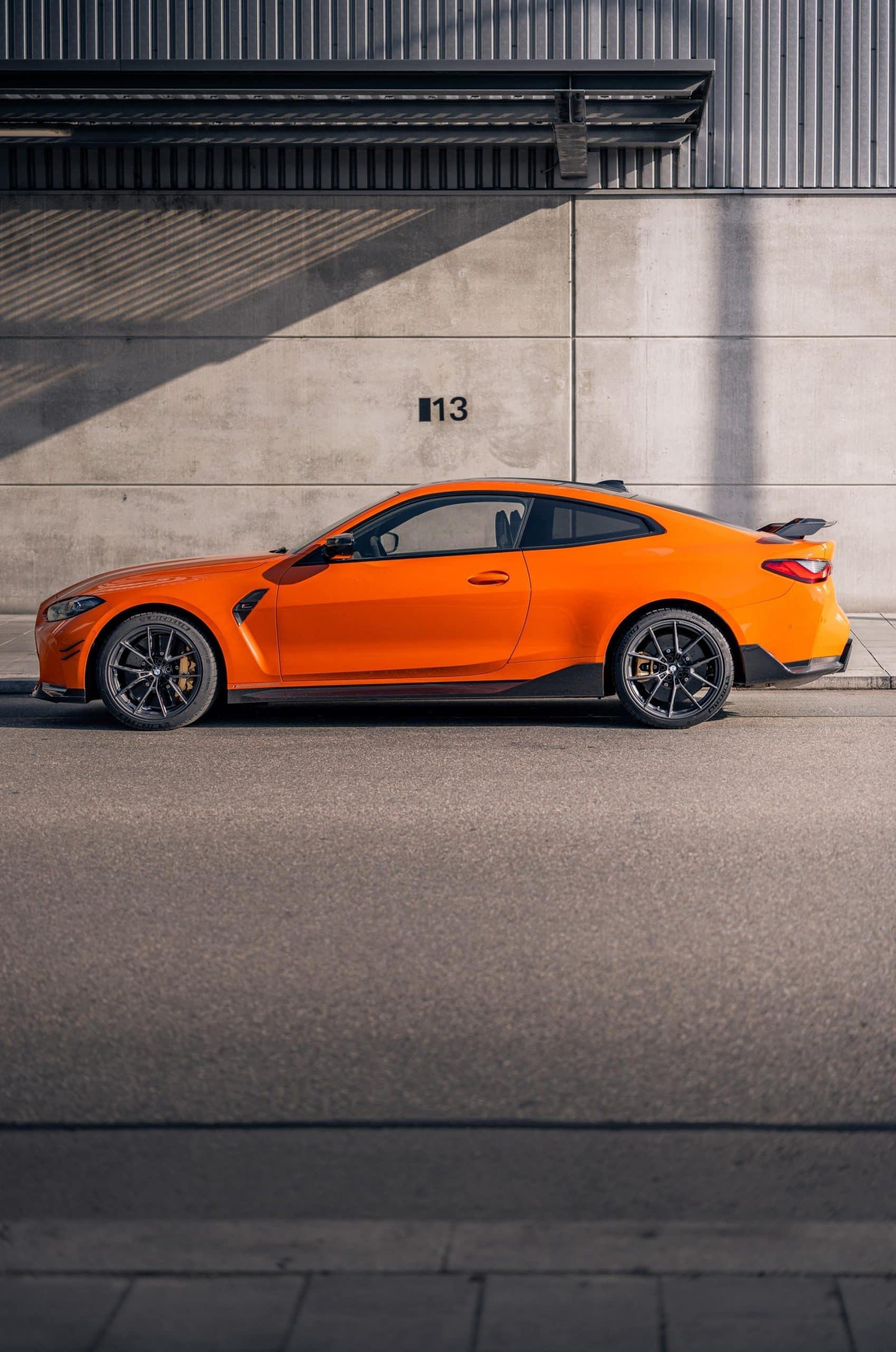 fire orange BMW M4 M Performance Parts 00 scaled