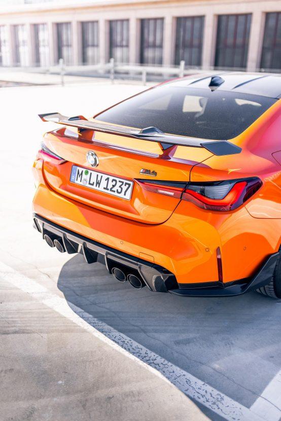 fire orange BMW M4 M Performance Parts 05 554x830