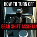 gear shift assistant bmw 120x120