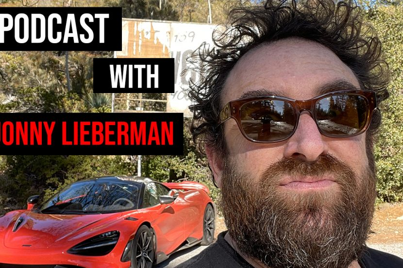podcast jonny lieberman 830x553