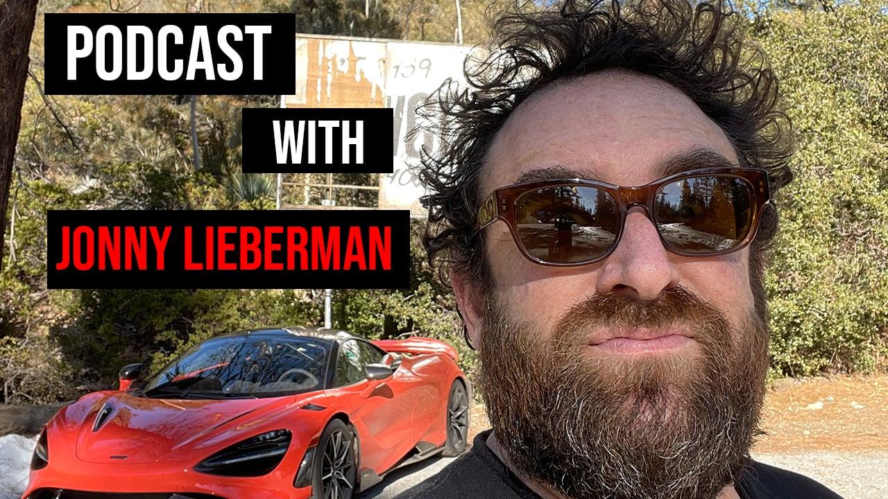 podcast jonny lieberman