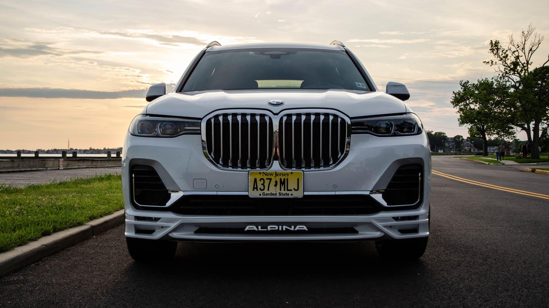 TEST DRIVE: 2021 ALPINA XB7 — When Excess Isn't Enough
