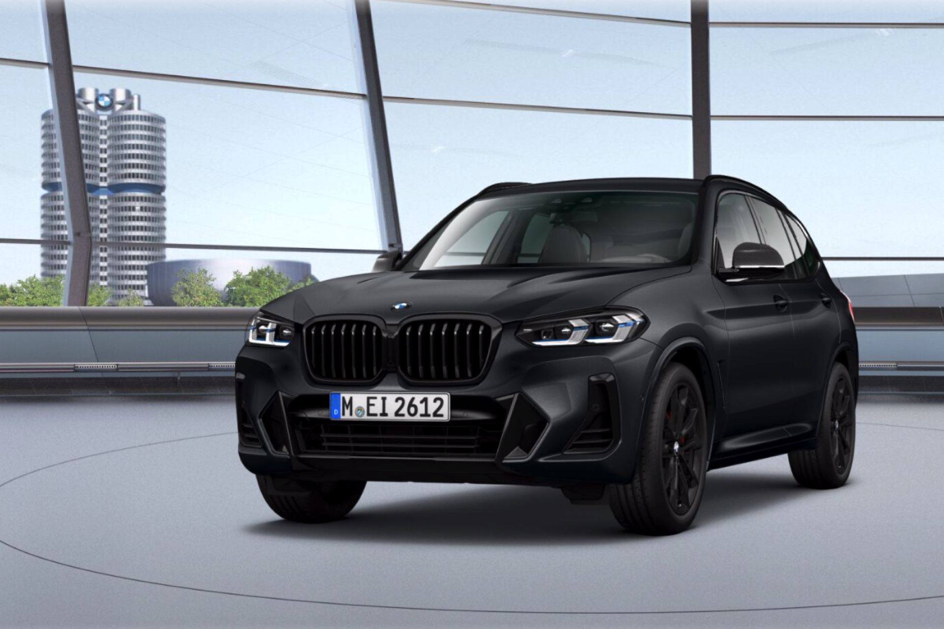 2021 BMW X3 Facelift: First pictures of the M Sport Edition