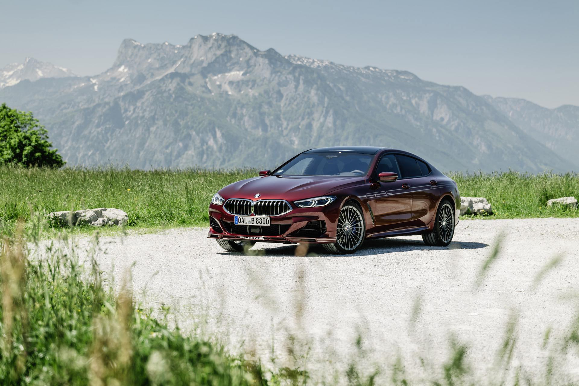 2021 alpina b8 gran coupe test drive 00