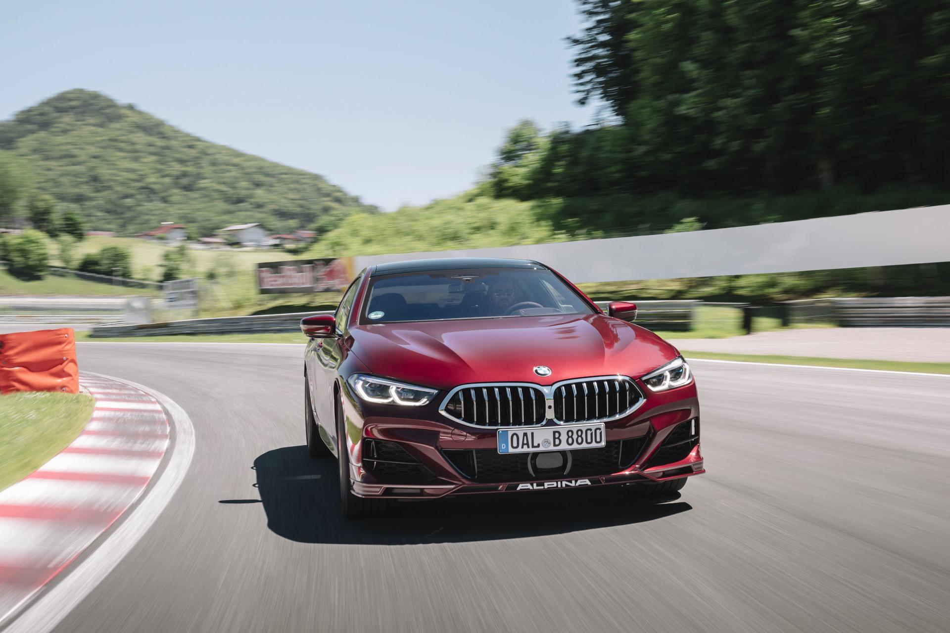 2021 alpina b8 gran coupe test drive 10 1