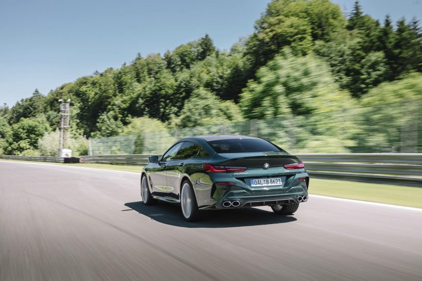 2021 alpina b8 gran coupe test drive 14 1 830x553