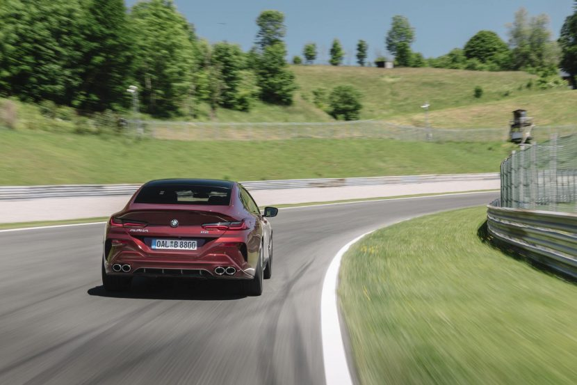 2021 alpina b8 gran coupe test drive 17 1 830x553