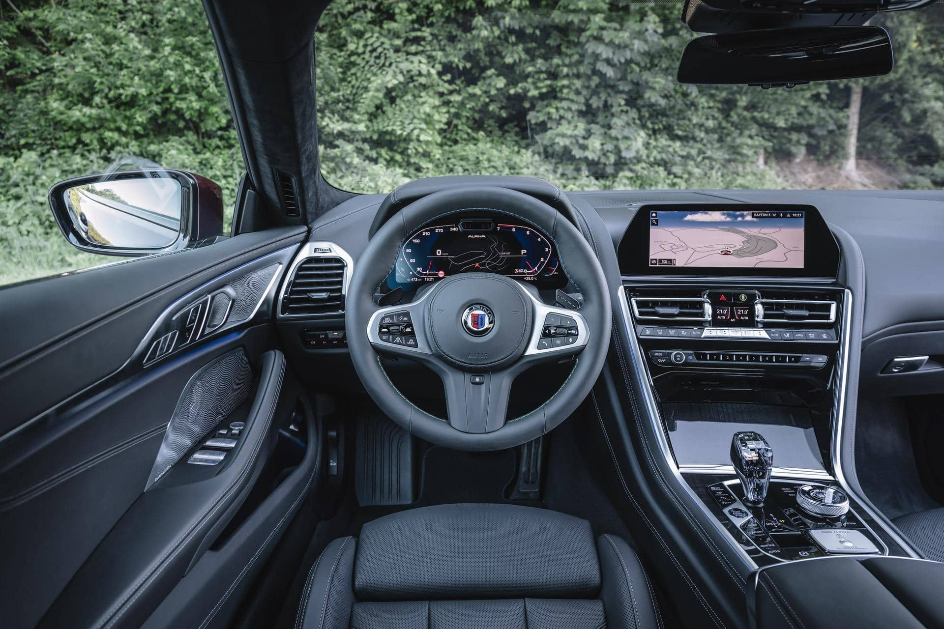TEST DRIVE: 2021 ALPINA B8 Gran Coupe – The Elegant, Stylish and Crazy Fast Tourer