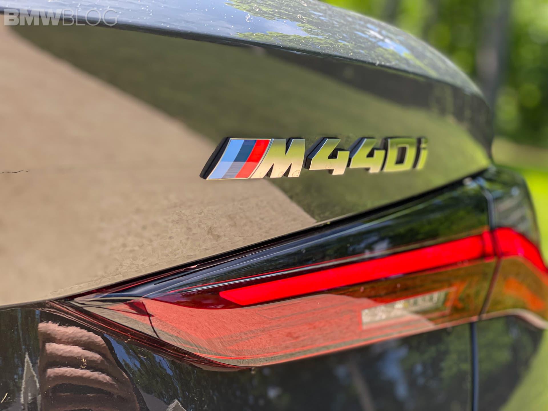 2021 bmw m440i convertible test drive 48
