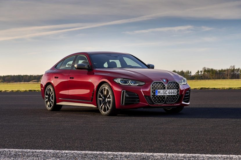 2021 BMW 4 Series Gran Coupe - The Stylish Four-Door Coupe Is Back