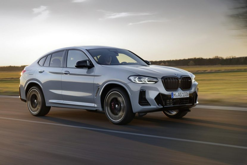 Video: BMW X4 Facelift promo invites you to stay in