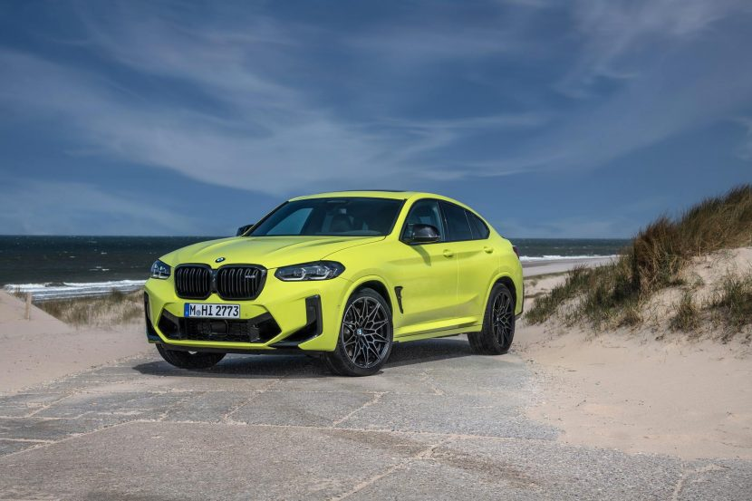 2021 BMW X3 M Facelift and X4 M Facelift - VIDEOS