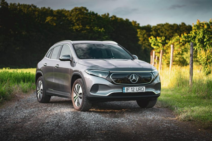 TEST DRIVE: 2021 Mercedes-Benz EQA - The Electric GLA