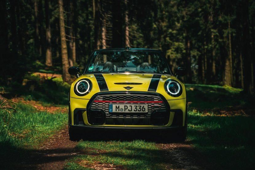 TEST DRIVE: 2021 MINI JCW Cabriolet – Few Styling Tweaks But Same Recipe