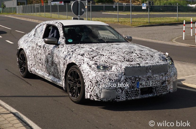 2023 BMW M2 Coupe 01 830x550