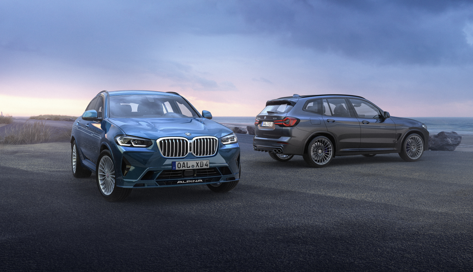 ALPINA XD3 and XD4 3 of 4