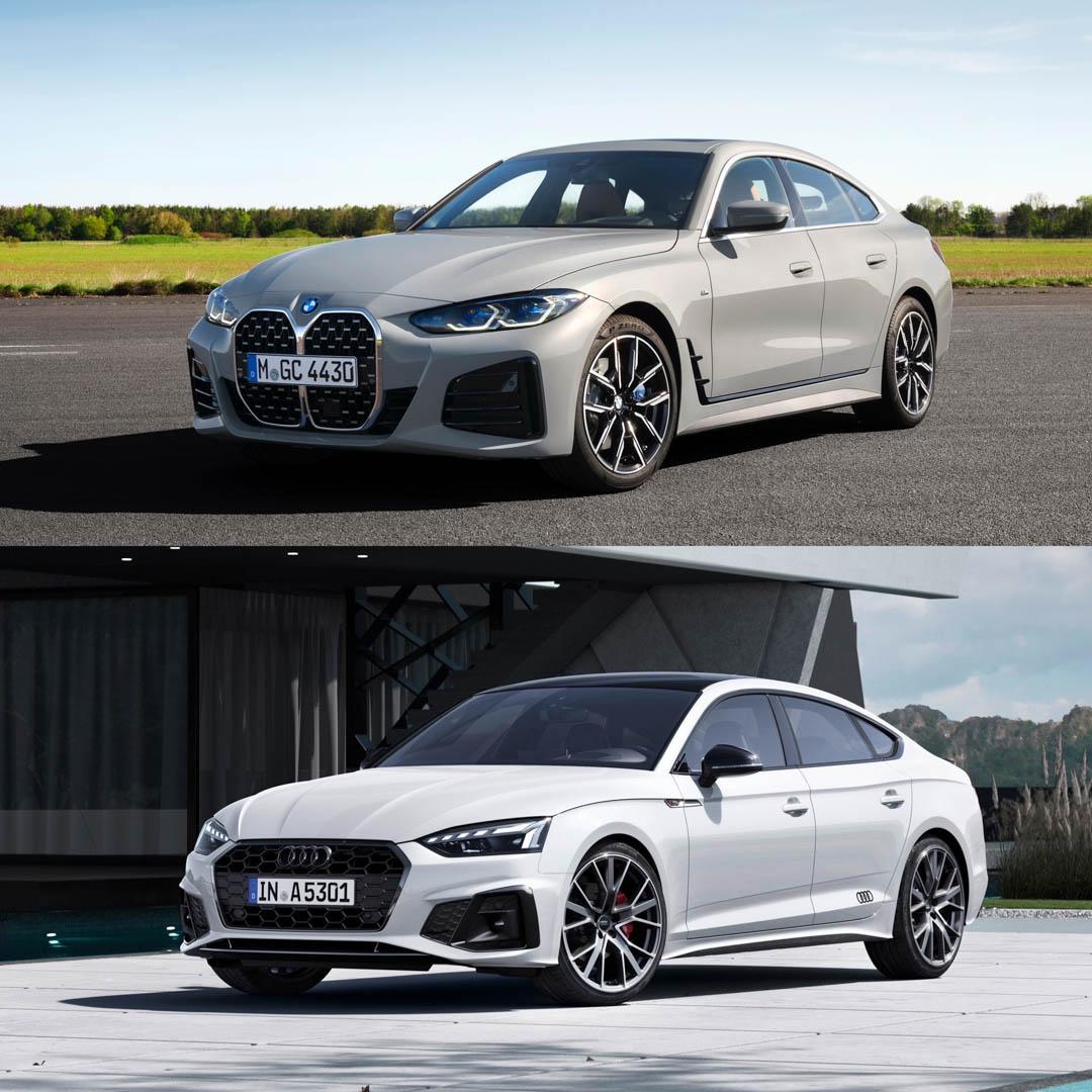 Audi A5 Sportback vs BMW 4 Series Gran Coupe 5 of 6