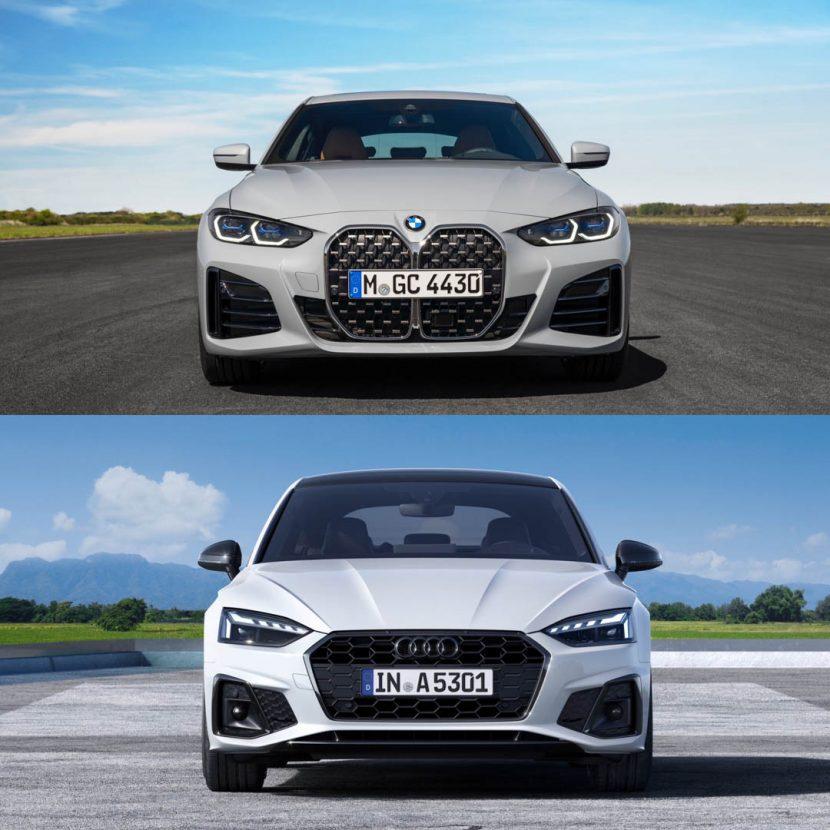 Audi A5 Sportback vs BMW 4 Series Gran Coupe 6 of 6