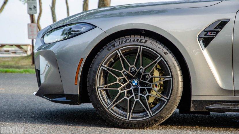 BMW M3 Competition Test Drive 11 of 40 830x467