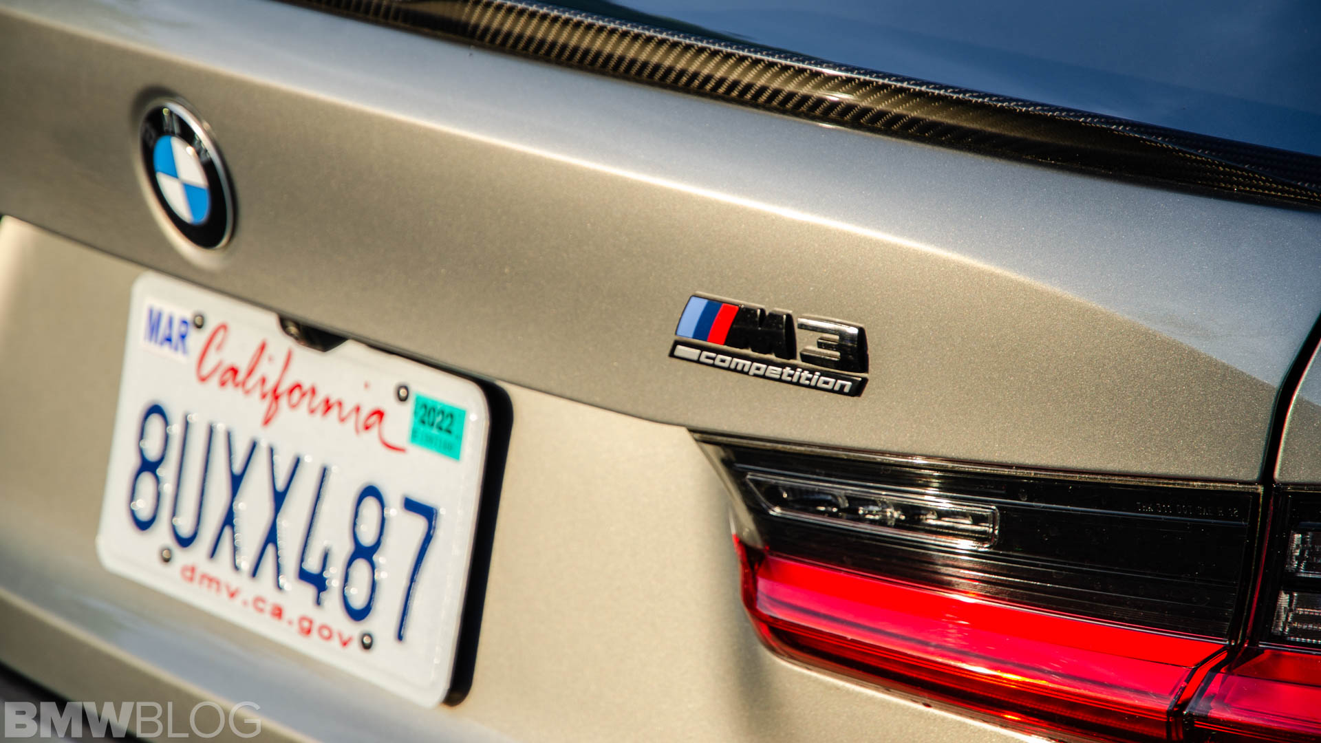 BMW M3 Competition Test Drive 13 of 40