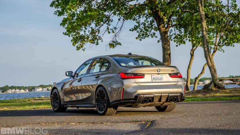 BMW M3 Competition Test Drive 17 of 40