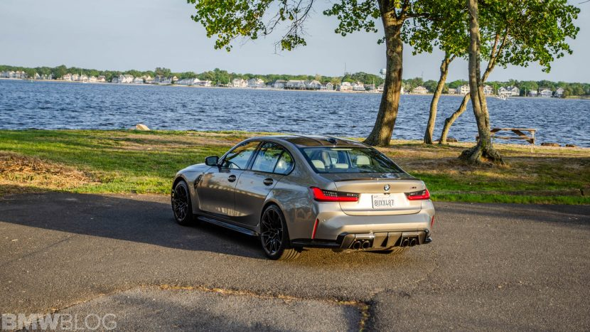 BMW M3 Competition Test Drive 18 of 40 830x467