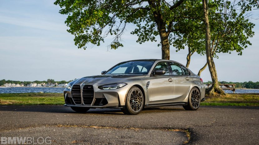 BMW M3 Competition Test Drive 2 of 40 830x467