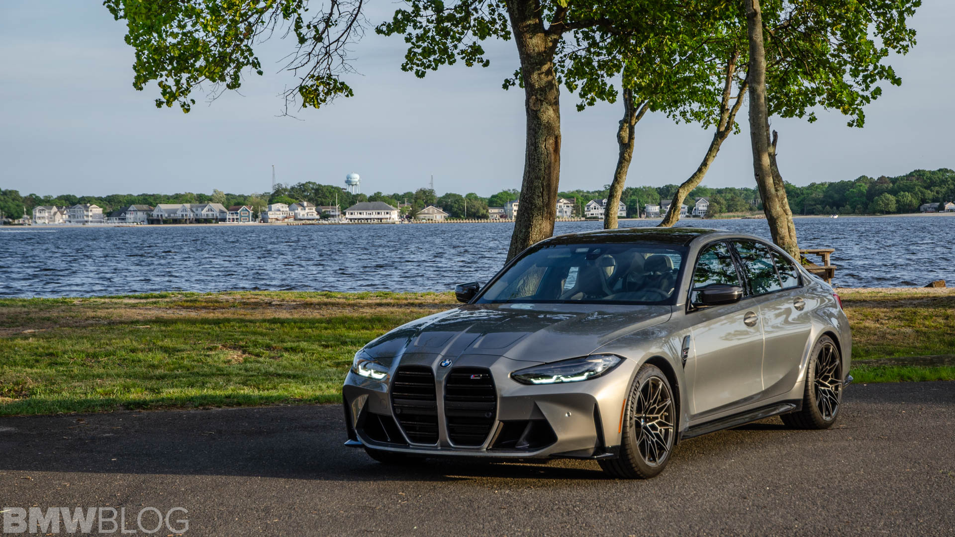 BMW M3 Competition Test Drive 3 of 40