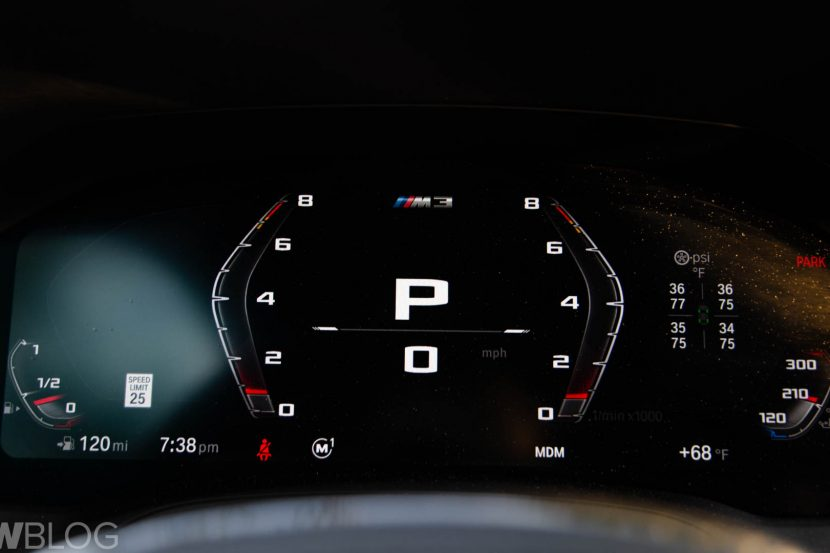 BMW M3 Competition Test Drive 38 of 40 830x553