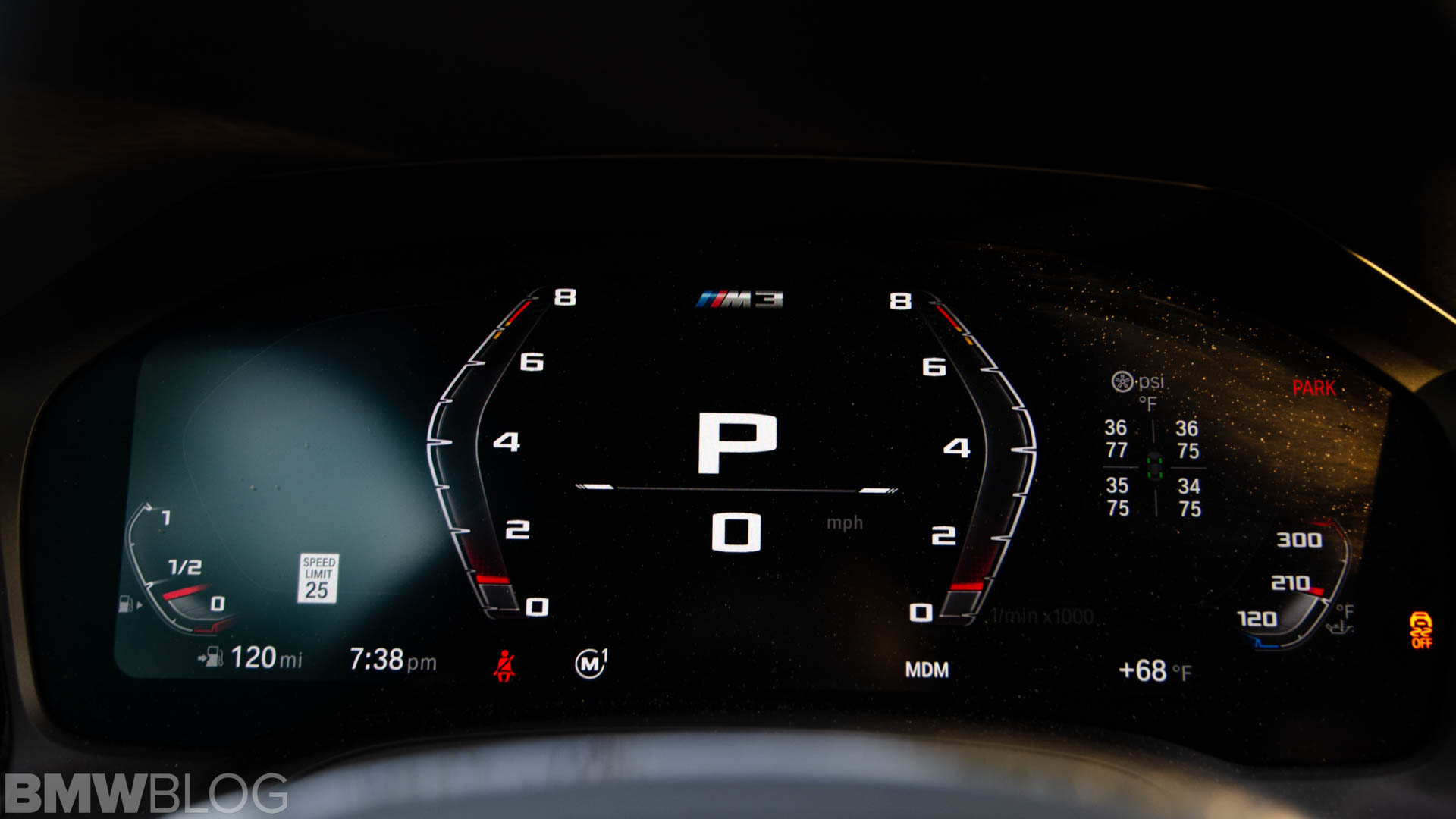 BMW M3 Competition Test Drive 38 of 40
